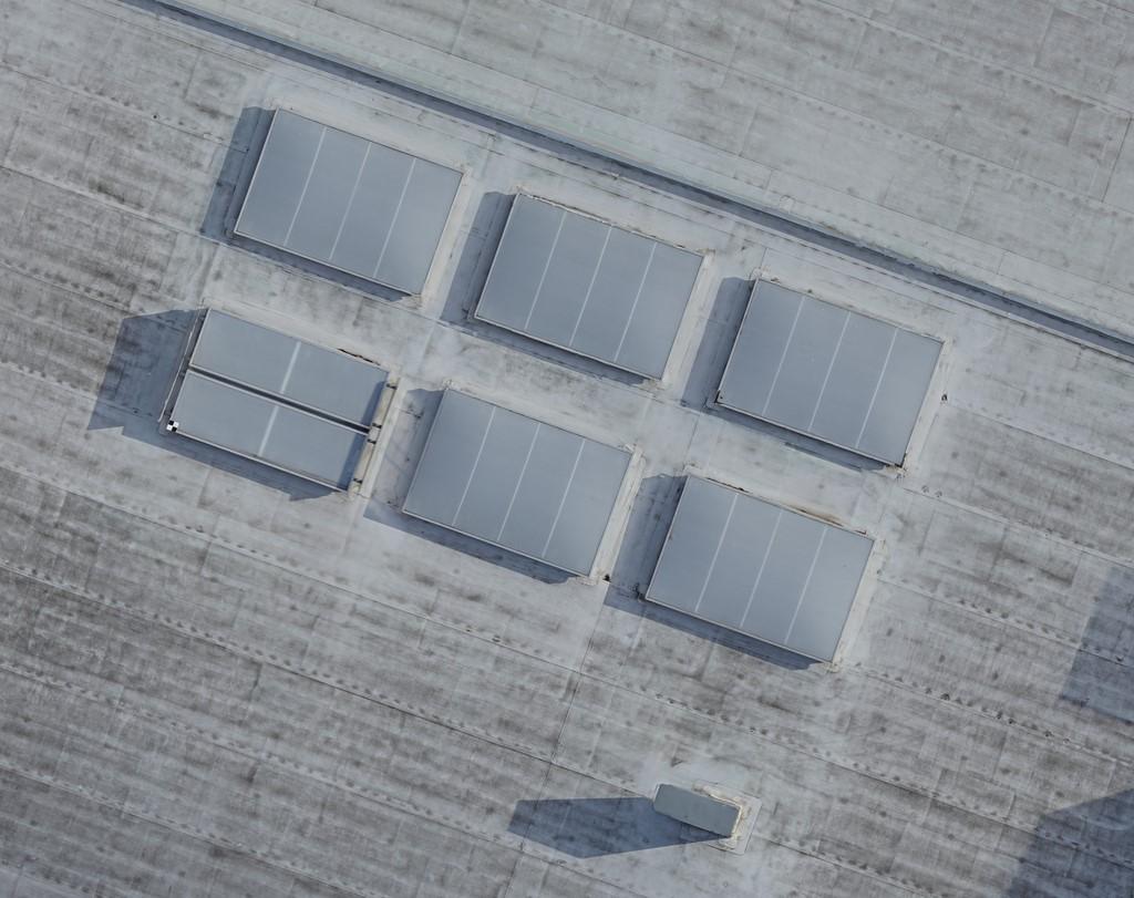 Mesure 3d toit batiment modelisation 3d drone industrie for Plan de batiment industriel